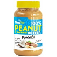 100% Peanut + Coconut Butter (500г)